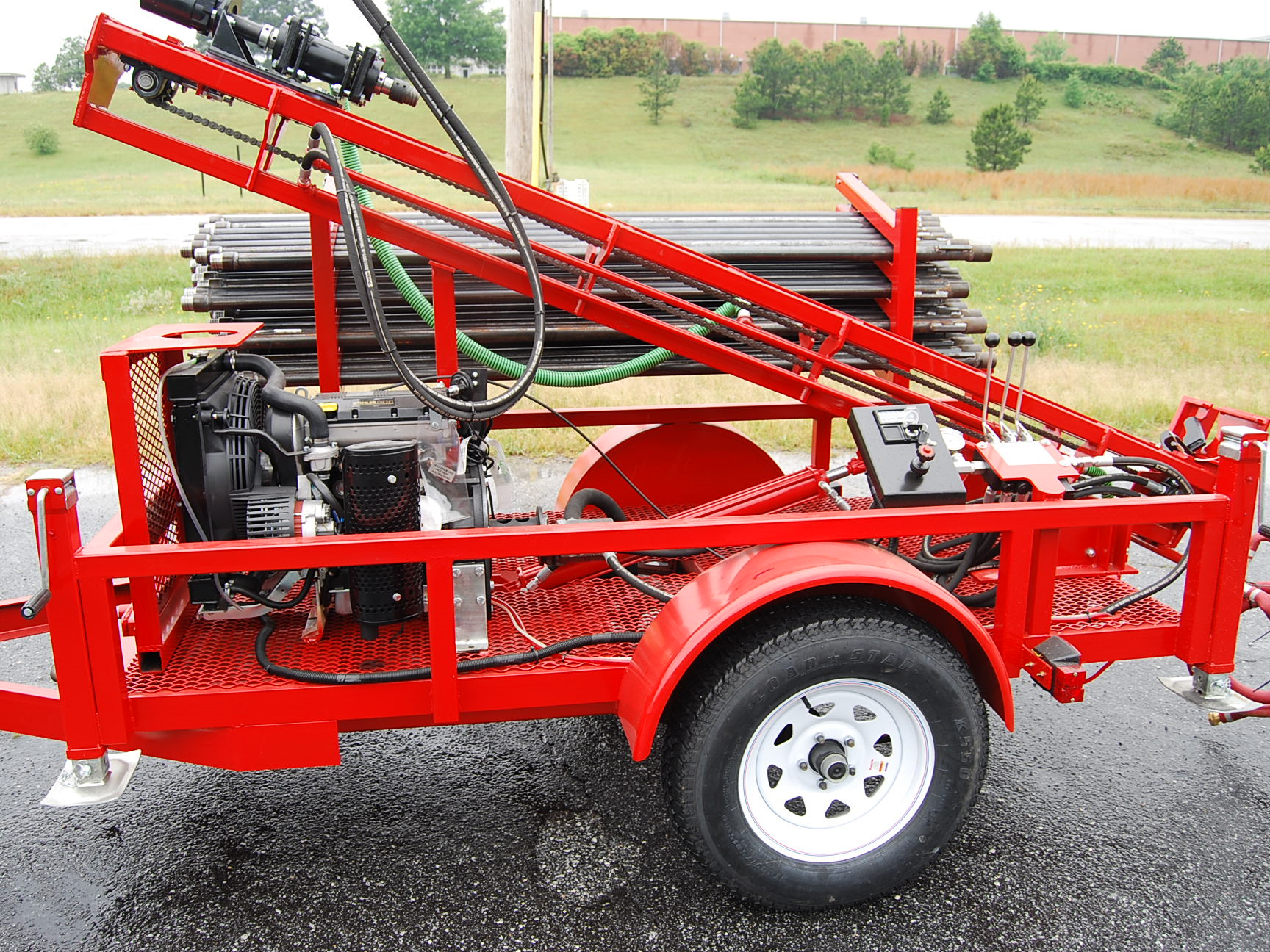 Hydraulic Well Bore Rig Wells For The World is looking to purchase ~$16,000