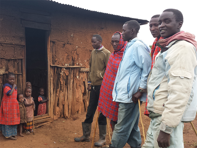 Maasai Children & Youths